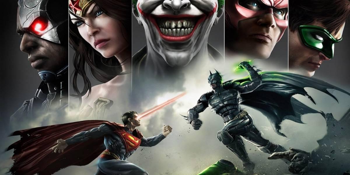 Injustice: Gods Among Us se suma como retrocompatible con Xbox One