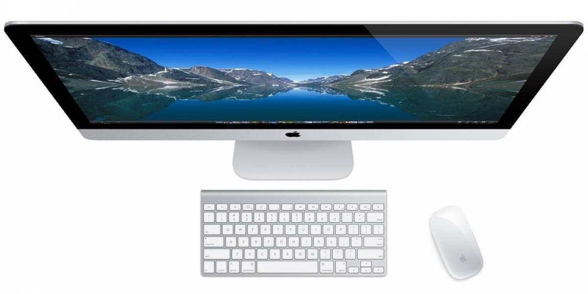 Apple iMac Edición 2013 a prueba