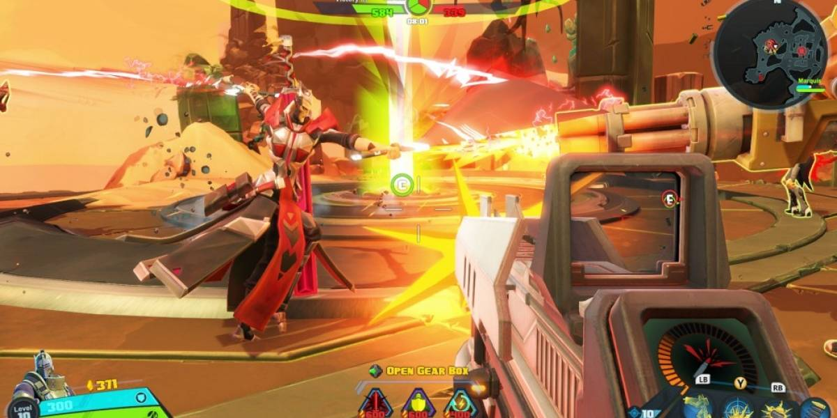 Battleborn [NB Labs]