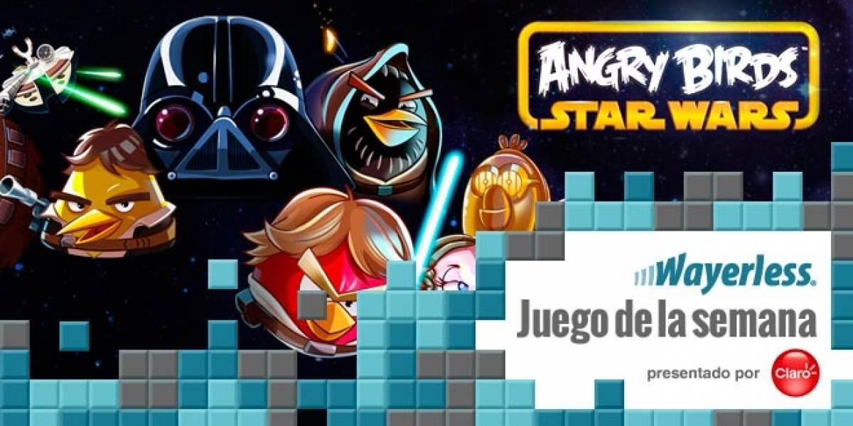 Angry Birds Star Wars: Si derrotar a los cerdos quieres, usar bien la fuerza debes