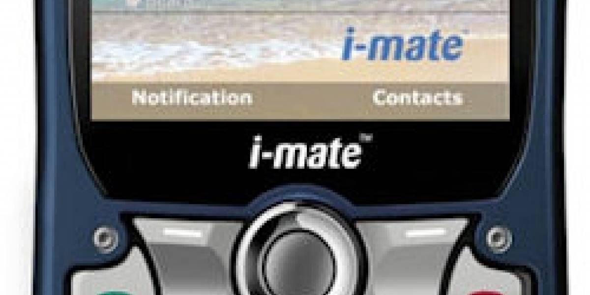 MWC09: i-mate 810-F un smartphone a prueba de todo