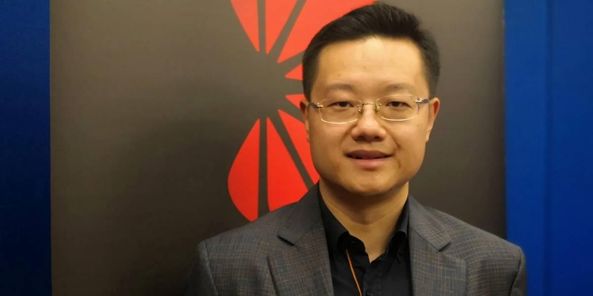 """""""En uno o dos años tendremos la misma cuota de mercado de Samsung"""". Entrevista con el CEO de Huawei Latin America CBG"""