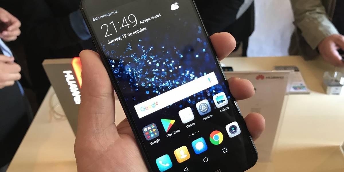 Huawei presenta el P10 Selfie en Chile