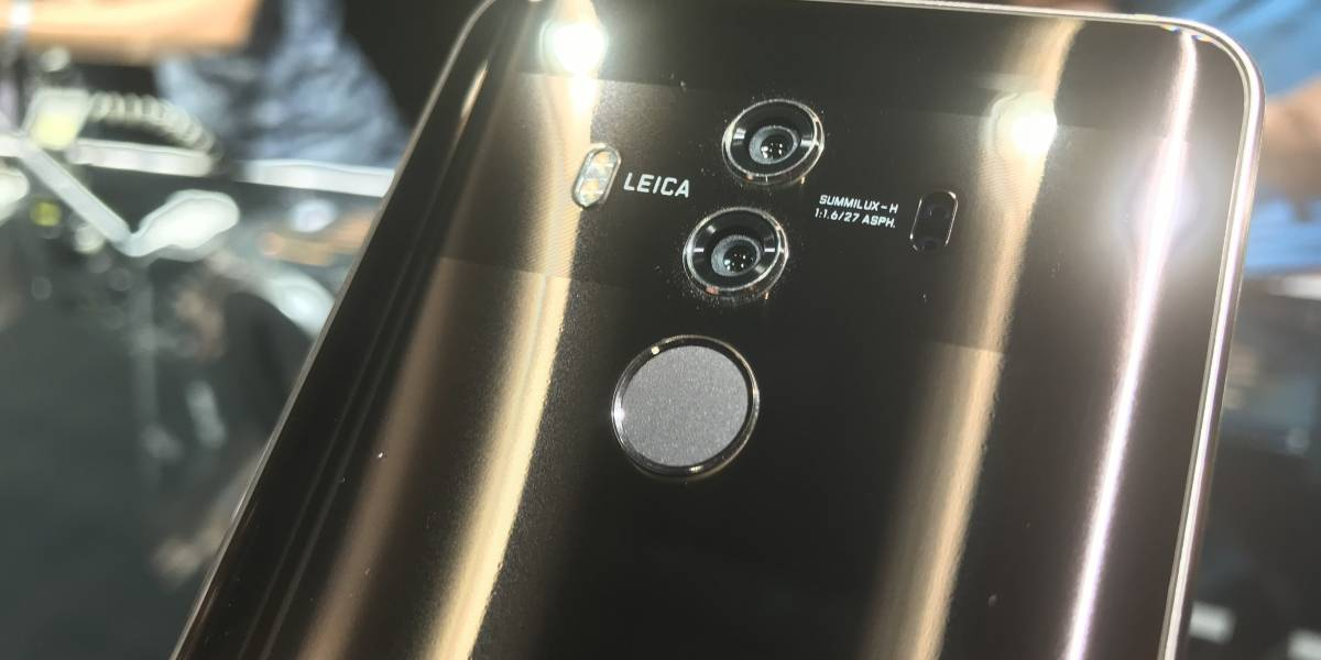 Salimos a sacar fotos con el Huawei Mate 10 Pro en Europa