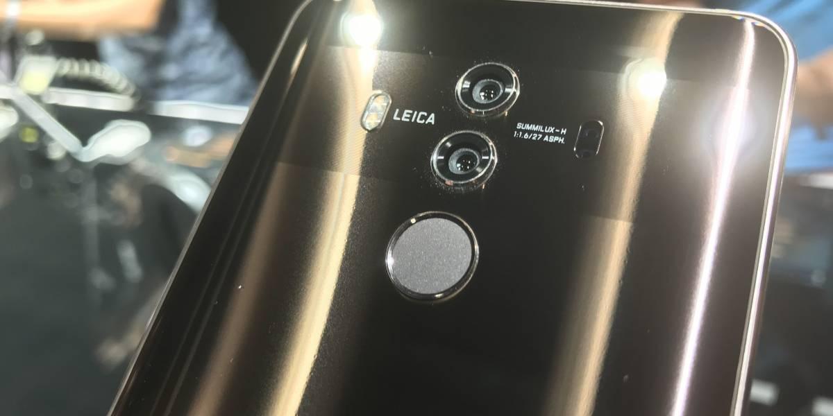Acompáñanos en el unboxing del Huawei Mate 10 Pro