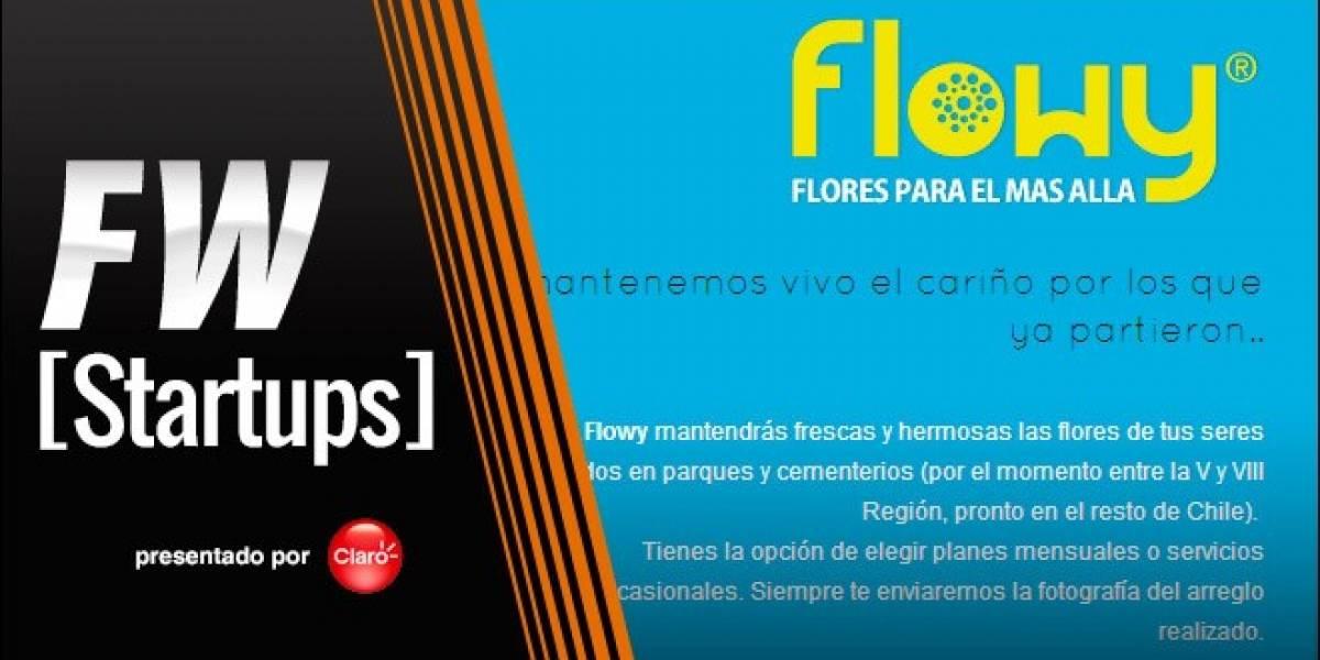 Chile: Flowy, un servicio para dejar flores en los cementerios [FW Startups]