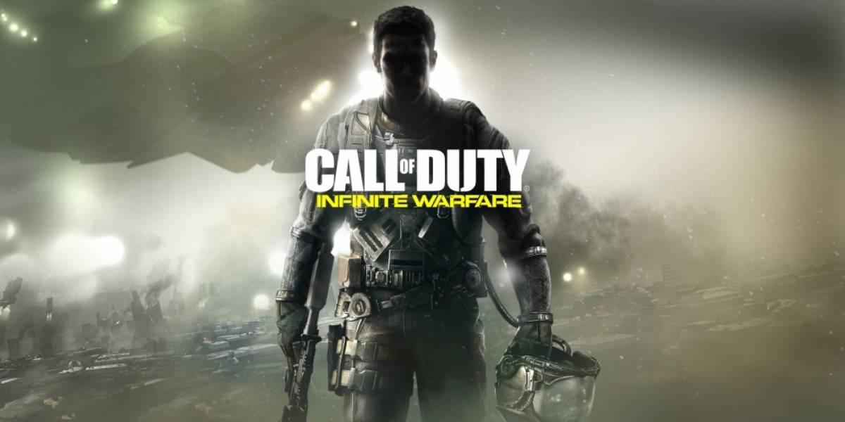 Todos los jugadores de PS4 podrán jugar la segunda beta de Call of Duty: Infinite Warfare
