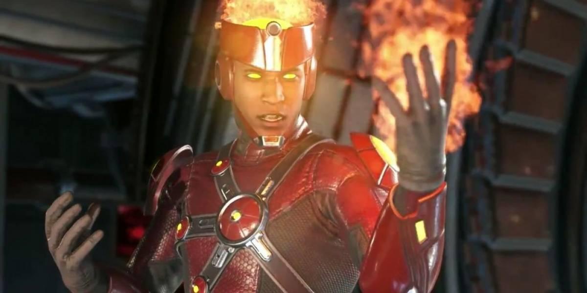 Vean el tráiler de presentación de Firestorm en Injustice 2