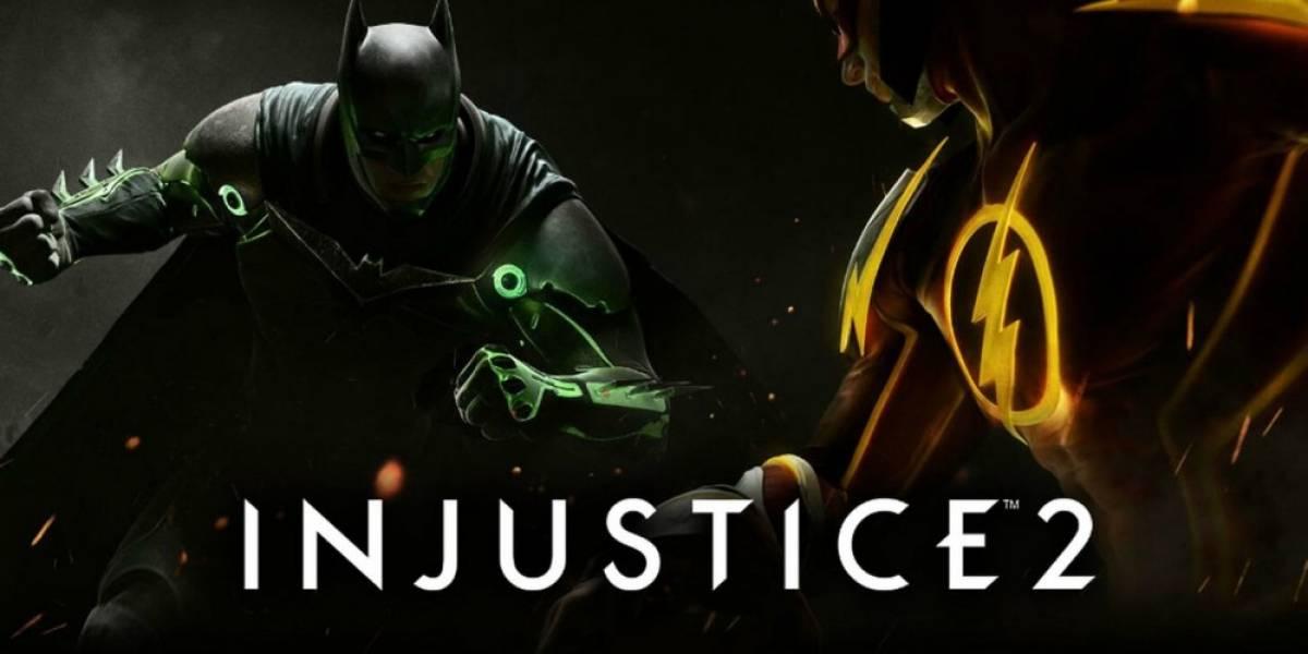 Así se ve la versión móvil de Injustice 2