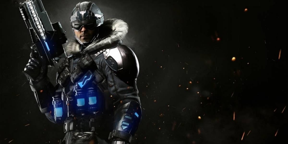 Injustice 2 recibe nuevo tráiler centrado en Captain Cold