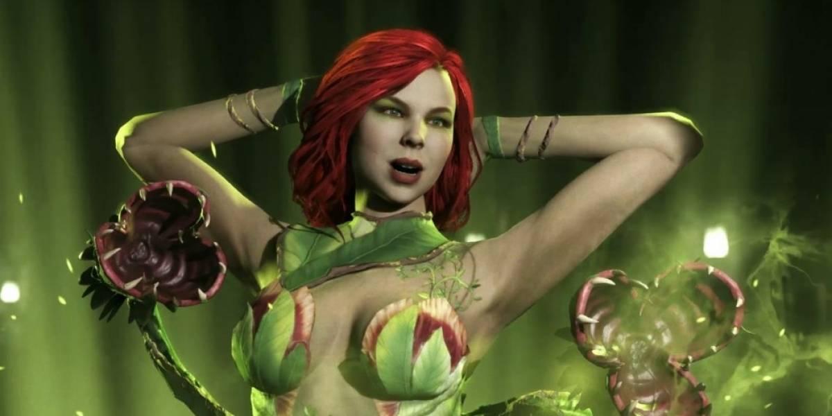 Injustice 2 estrena tráiler centrado en Poison Ivy
