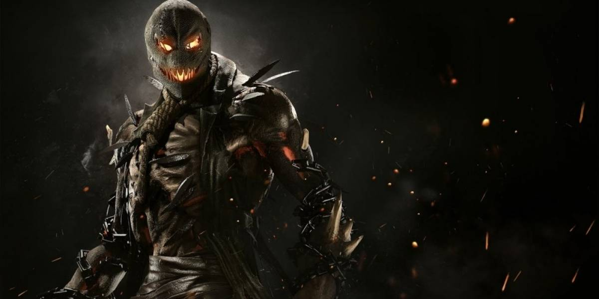 Injustice 2 nos presenta a Scarecrow en nuevo video