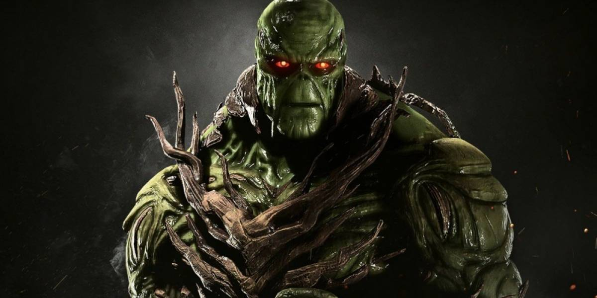 Injustice 2 recibe nuevo tráiler con Swamp Thing en acción
