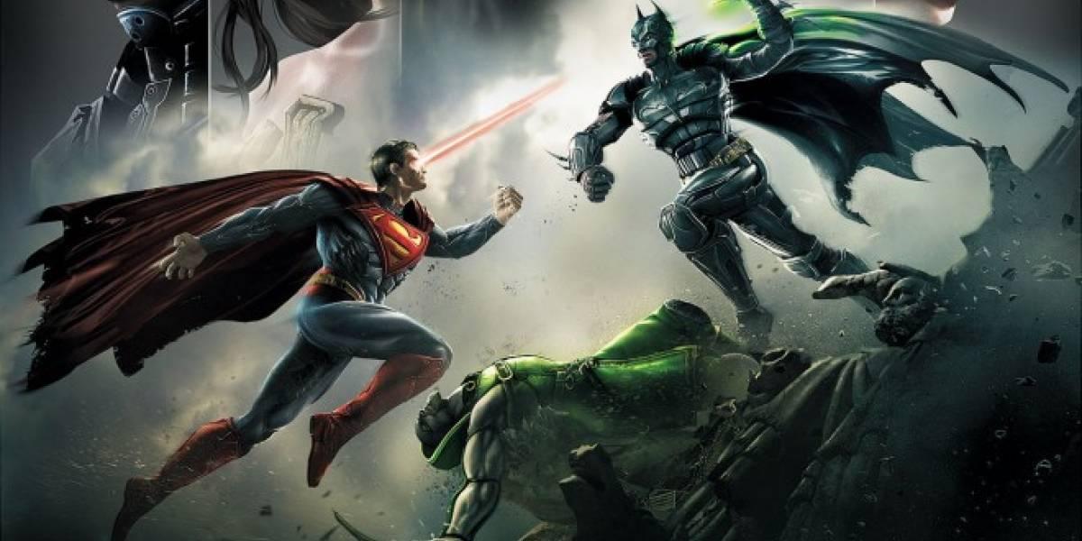 Injustice 2 es anunciado oficialmente