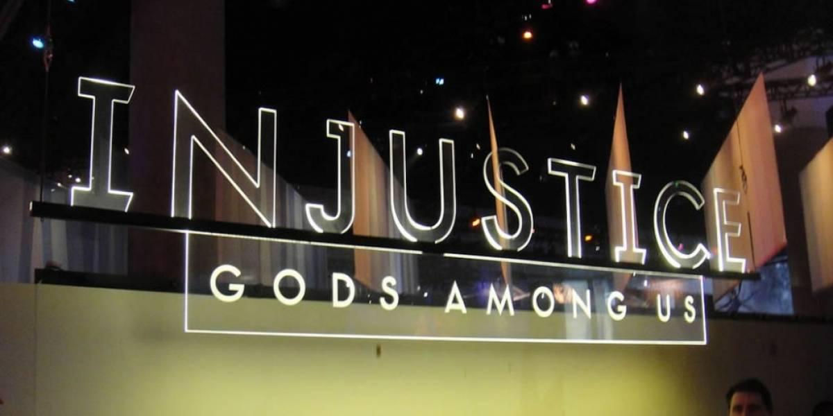 Filtran póster que confirma a Injustice 2