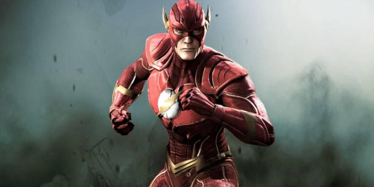 Injustice 2 recibe nuevo tráiler enfocado en Flash