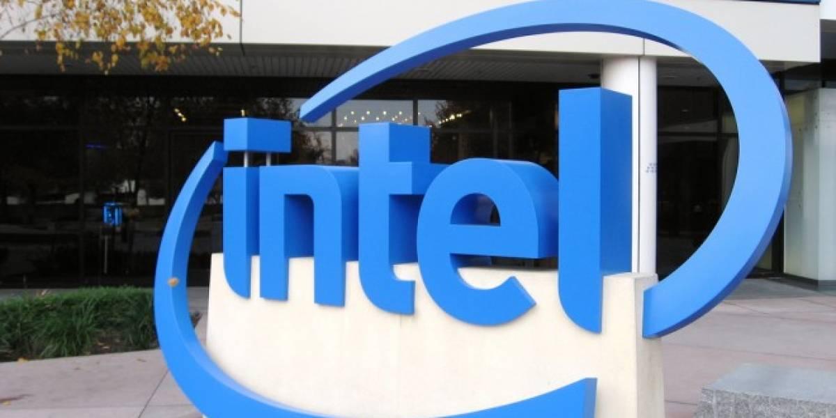 Intel espera ganar menos dinero el próximo trimestre previo a la salida de Windows 8