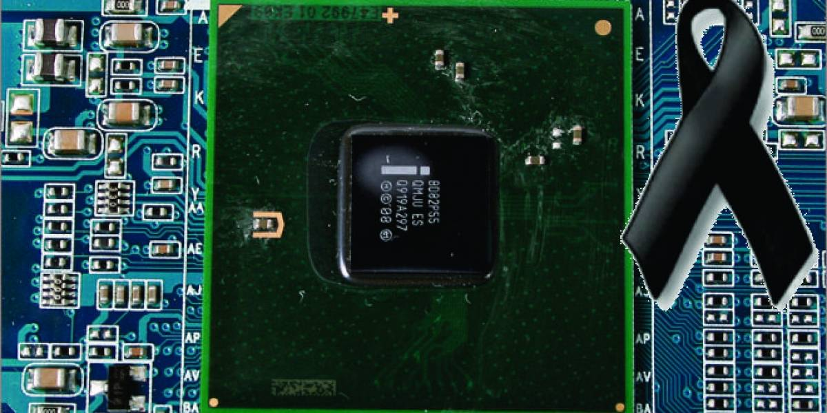 Intel deja de producir sus chipsets 5 Series