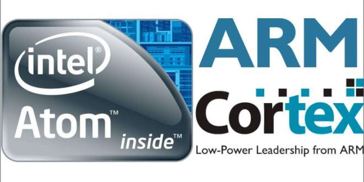 Intel: ARM no es más energéticamente eficiente que x86