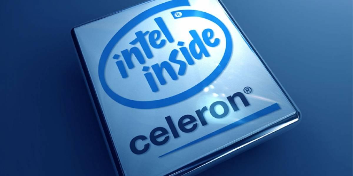 ¿Lo que estábamos esperando? Intel lanza cuatro nuevas CPU Celeron