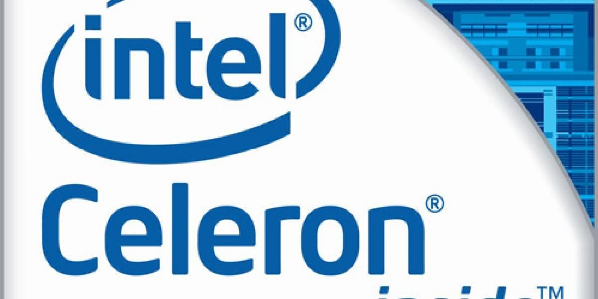 Intel alista nuevos Celeron para portátiles