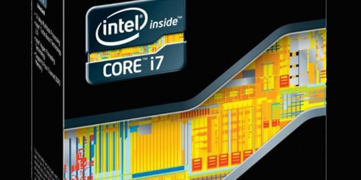 Intel ya prepara el tope de línea Core i7-3970X