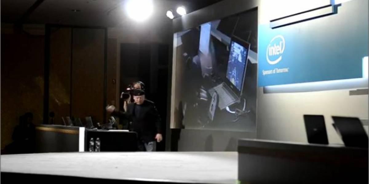 CES 2012: Intel falsifica demostración de Ultrabook Ivy Bridge