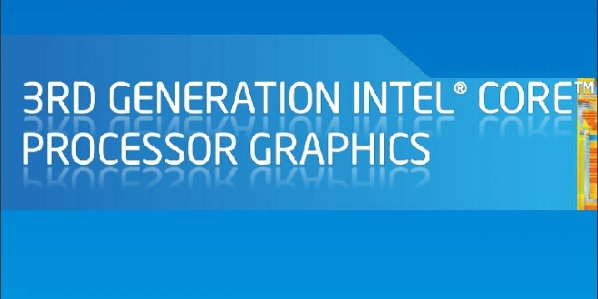 La evolución del rendimiento del IGP Intel HD Graphics 4000