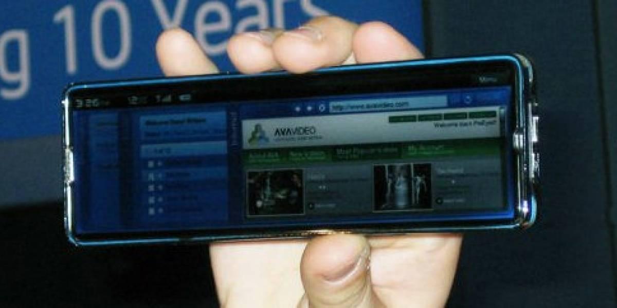 Futurología: Intel incursionaría en plataformas para smartphones