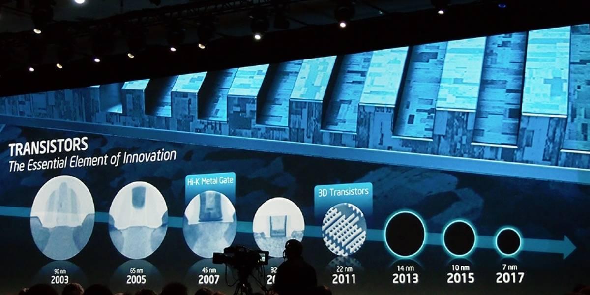¿Intel deja en segundo plano sus microprocesadores para equipos de escritorio?