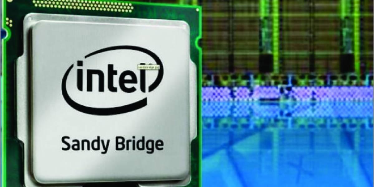 Rumor: Microprocesadores Sandy Bridge reducirán sus precios entre junio a julio