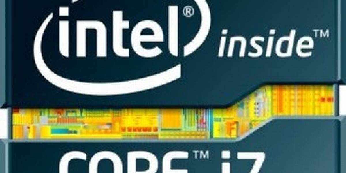 Se filtran benchmarks del próximo Core i7 3930K