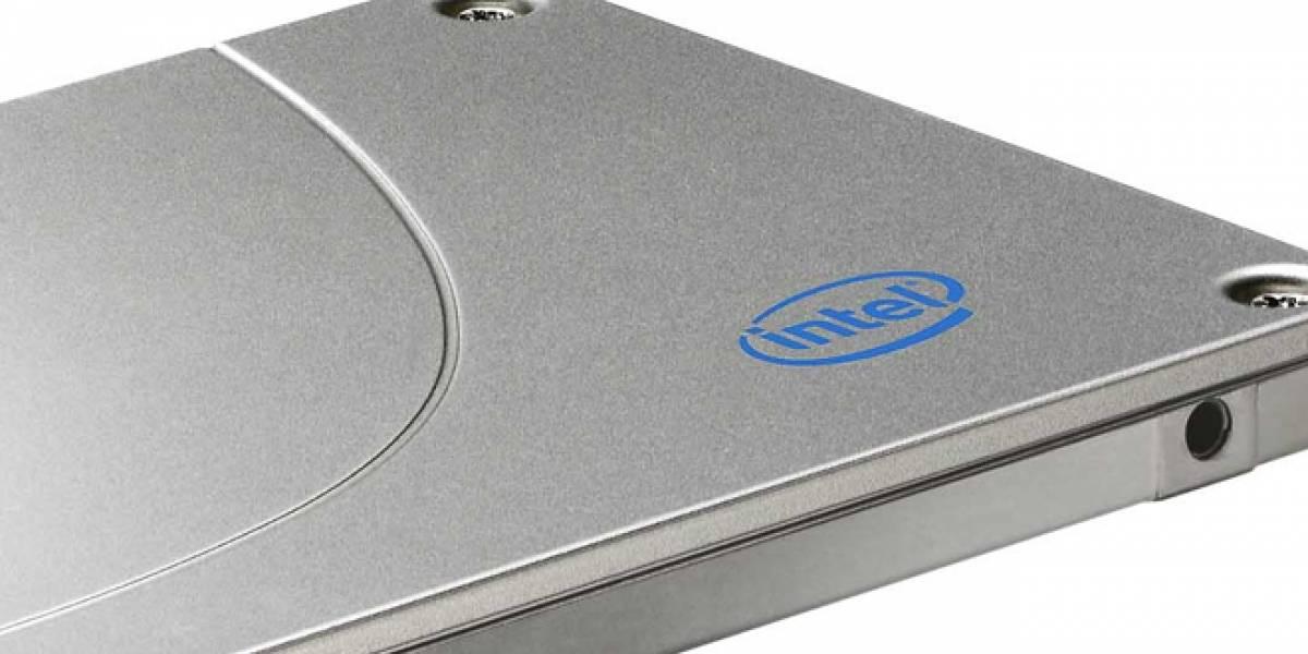 Intel ya prepara unidades de estado sólido con chips NAND a 20nm