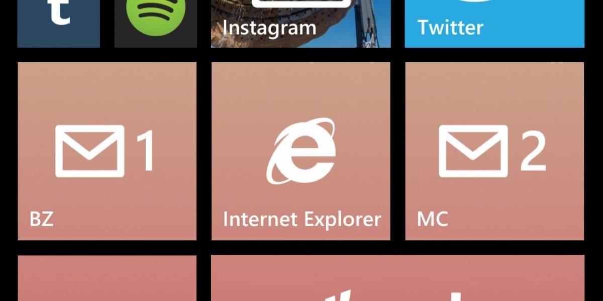 IE11 para 'Windows Phone 8.1 Update 1' se comportará como Chrome o Safari