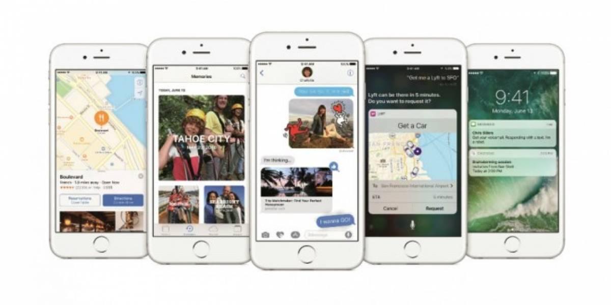 iOS 10 se habría vuelto prácticamente de código abierto por seguridad