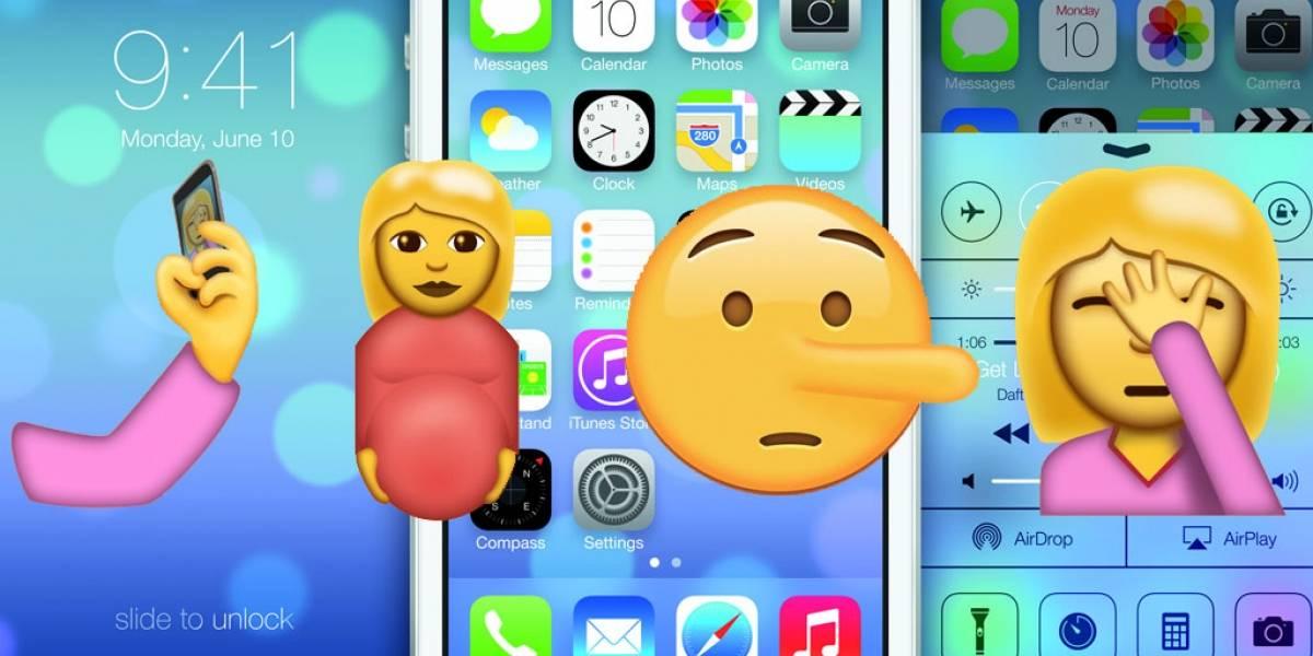 Apple lanza iOS 10.2 con nuevos emojis