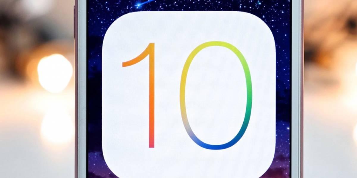 iOS 10.1 ya está disponible para todos