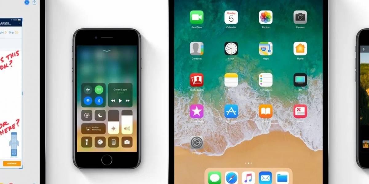 Apple lanza iOS 11.0.1 y ya está disponible para todos