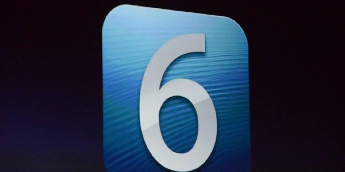 WWDC 2012: Apple presenta iOS 6