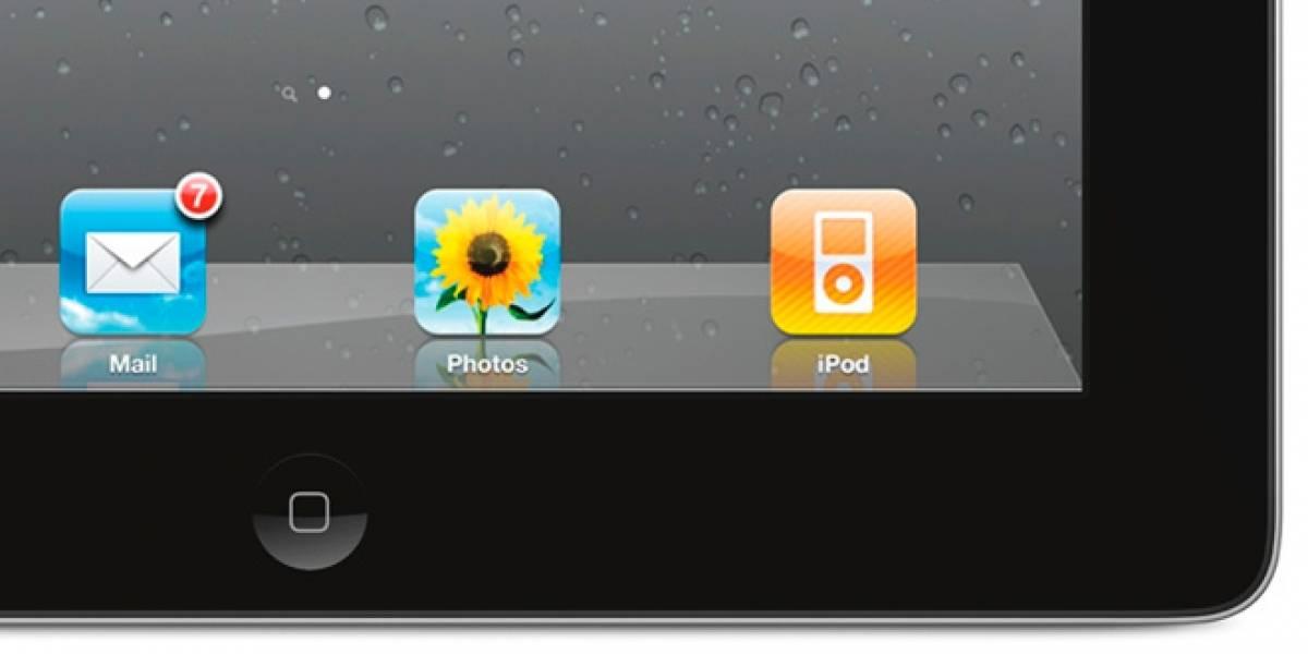 Ni muerto deja de trabajar: iPad nuevo en el cumpleaños de Jobs