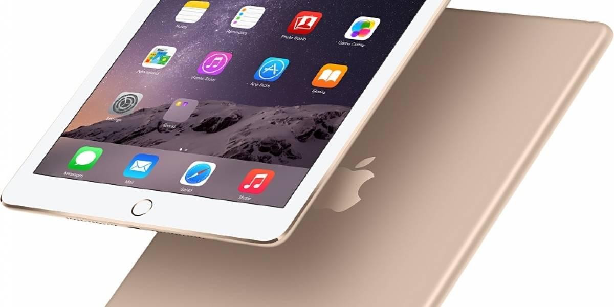 Apple no vendía tan pocos iPad desde que se estrenó la tablet