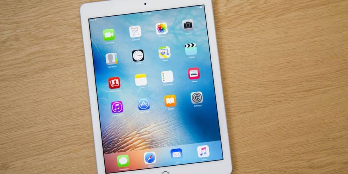 Un iPad de 10,5 pulgadas podría ser anunciado muy pronto