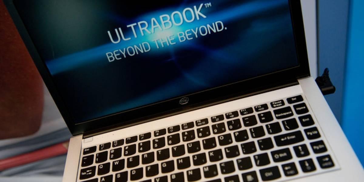 Habrán entre 30 a 50 ultrabooks estrenándose en la [CES 12]