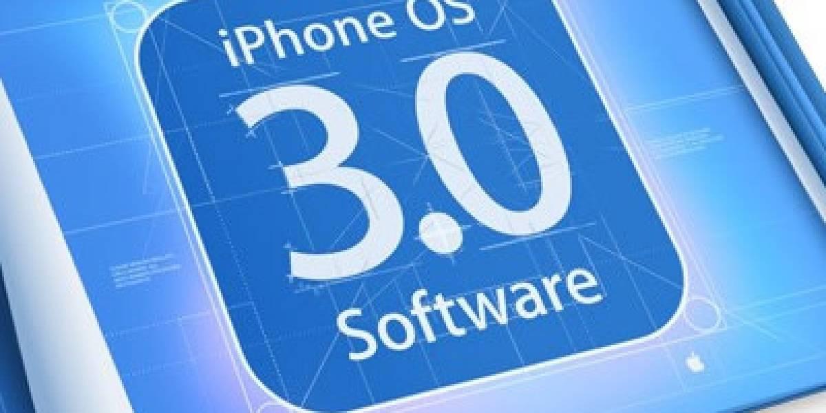 iPhone OS 3.0 para el 17 de marzo