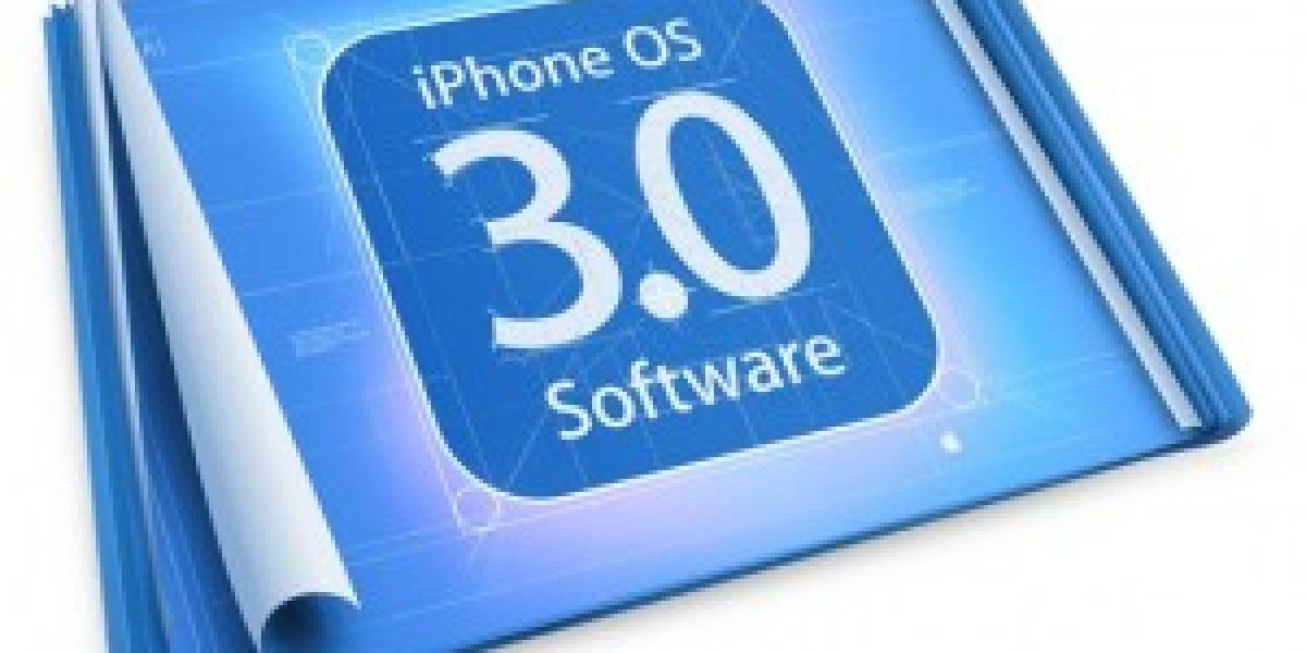En menos de una semana conoceremos el iPhone OS 3.0