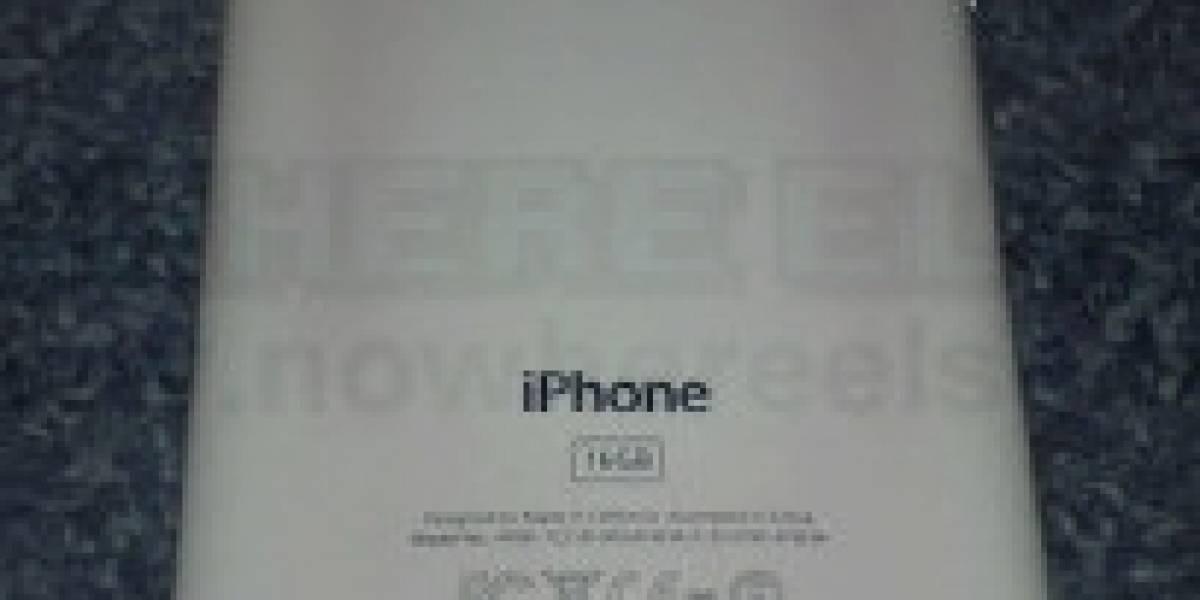 Futurología: Los iPhone 3G Speed blancos se sobrecalientan