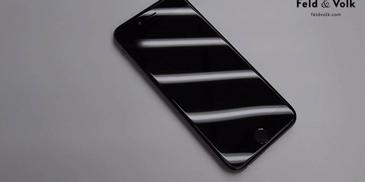 Un supuesto iPhone 6 aparece en un video revelado por Feld & Volk