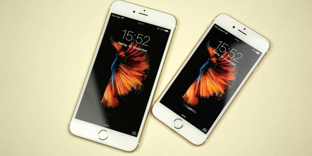 Algunos iPhone 6s se están apagando solos y Apple lo sabe