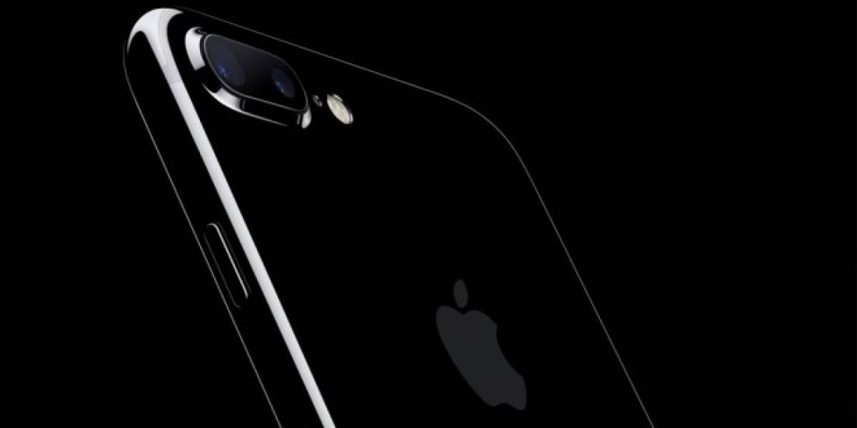 Encuentran otro defecto en el iPhone 7 con acabado Jet Black
