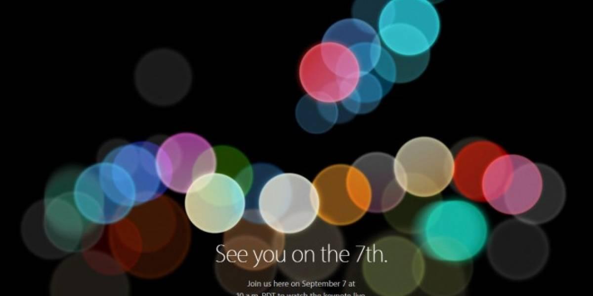 ¿Cómo ver en vivo el anuncio del iPhone 7?
